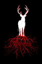 Deadly Premonition - Red Roots by whitneyc