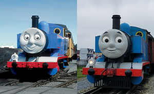 20 Years Of Strasburg RR Day Out With Thomas by Chandlertrainmaster1