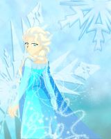 725-FR-Snow Queen Elsa by Silverlegends