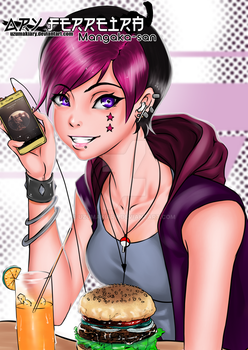 Smille Foods by UzumakiAry