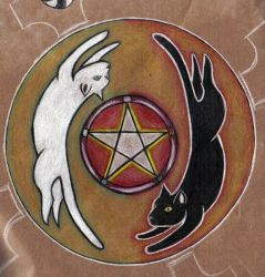 Wiccan Yin Yang by Tears4No1