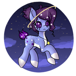 space pone by Velvet-Frost