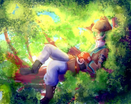 [TOK-TOI] rest by ThaIssing