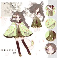 [CLOSED] Hanelis #2 Set price by Madinne