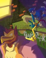 Sly Cooper by Shambrook