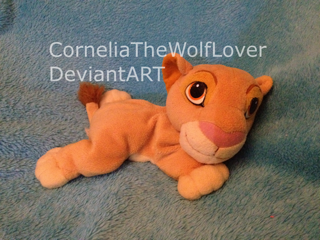 My Lion King Collection: Small Mattel Kiara ~ by CorneliaTheWolfLover