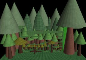 3D-Scroll Platformer Screen 1 by Mr-Page