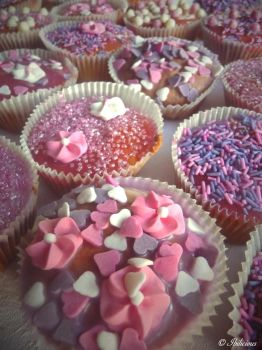 Cupid's Cupcakes by Ibilicious