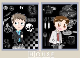 House x Wilson by madoli