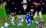 Merry Christmas everyone by foofoo3576