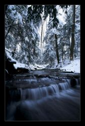 Winter Stream by significantother