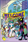 My Little Pony 61 cover by andypriceart