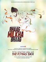 Fan Art Poster- Bhaag Milkha Bhaag by archys187