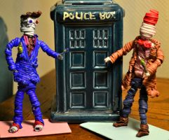 Twist Tie Doctors Meet by justjake54