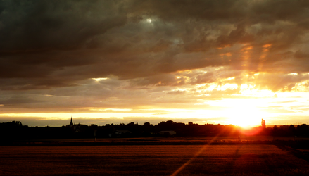Another sunset aww by wernersbacher