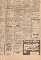 Vintage Classified Ads by LogicalXStock