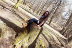 In park by SweetNatalii