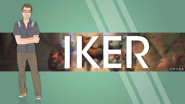 Iker by Gryda