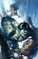 Incredible Hulk #11 by ChristianNauck