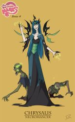 My little Mages- Chrysalis by Didj