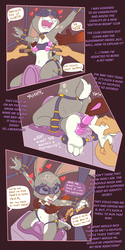 Tickle Pet Addict: Judy Hopps by Caroos-Dungeon