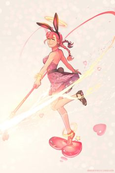 Annie Magical Girl by dCTb