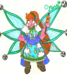 Wind Fairy Nina Version 2.0 by Winter-Colorful