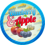 Blueberry and Apple Pie by Echilon