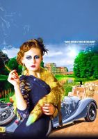 Once Upon A Time In England by Indeedee-Graphics