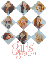 Girls' Generation by Teaf-5