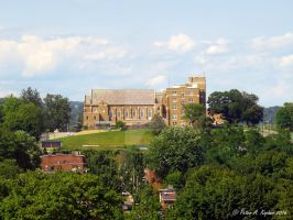 Mount Saint Mary College  by peterkopher