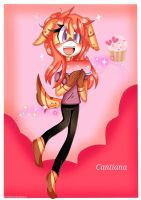 Sweet And Perfect by Coffee-Karin