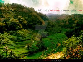 lets make Indonesia greener by eugeniaclara