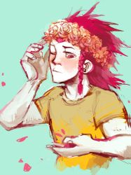Souda with flowers by Chrisandco