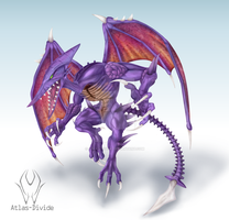 Smashified: Ridley by Atlas-Divide