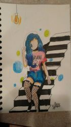 another faceless person by comicmischief97