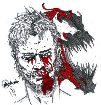 Robert Knepper - Carnage by OrionSTARB0Y