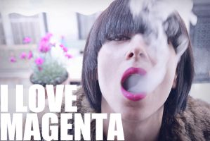 I love magenta by brooze