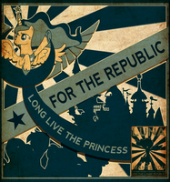 FOR THE REPUBLIC by Fr3zo