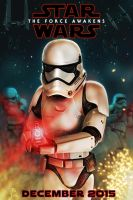 Star Wars The Force Awakens Stormtroopers by Robert-Shane