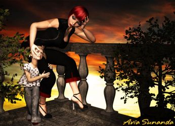 The GirLs Kiddie by Avia-Sunanda