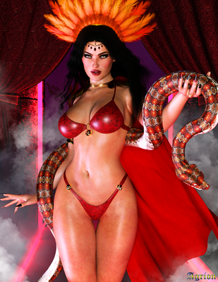 Santanico Pandemonium by Agr1on