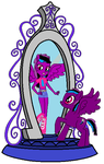 Mirror by HamaBeadsPonies