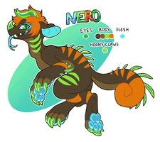 Neroxophine the Chimereon (Pending MYO) by arachn0pe