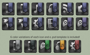 Folder Icons for Jaku by bblake