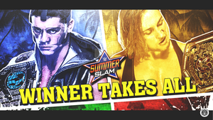 SummerSlam v4. by LastSurvivorY2J