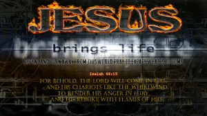 Jesus brings life by Christsaves