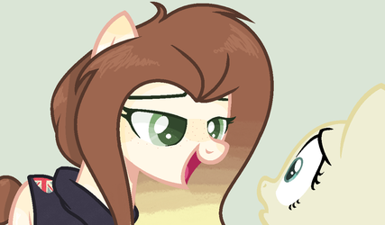 I Know U Whant Some Kissus OPEN COLLAB by CrystallLight