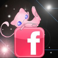 Mew facebook icon by strabArybrick