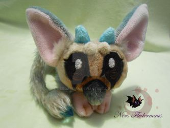 The Last Guardian Custom plush Trico by Legadema